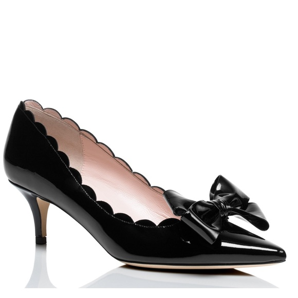 f6bc09c3f6dc kate spade Shoes - Kate Spade Maxine Patent Leather Heels 6.5